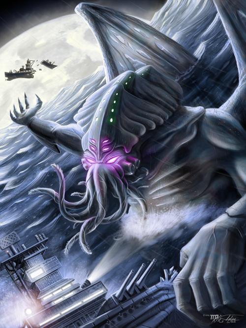 Rage of Cthulhu