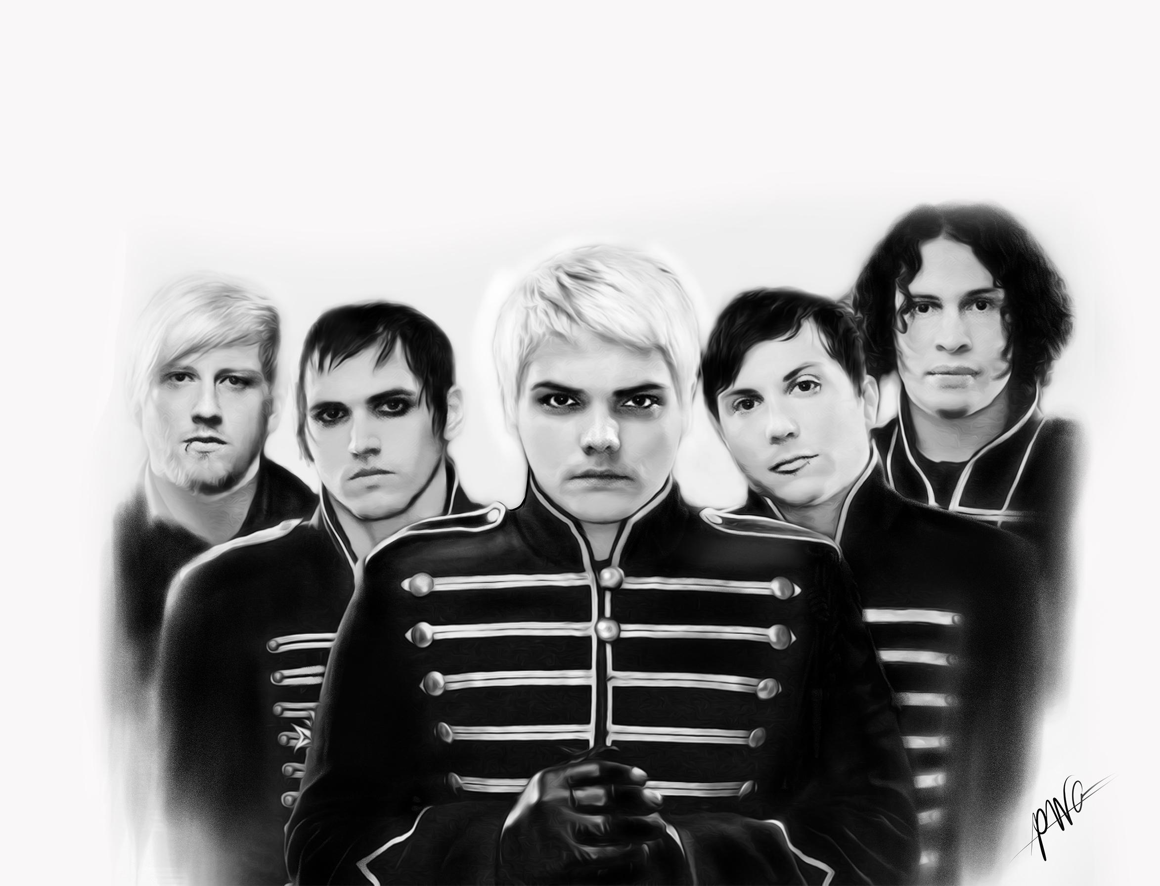 My Chemical Romance - The Black Parade