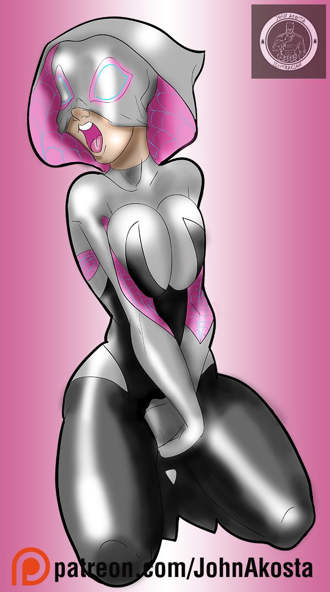 Spider Gwen fanart
