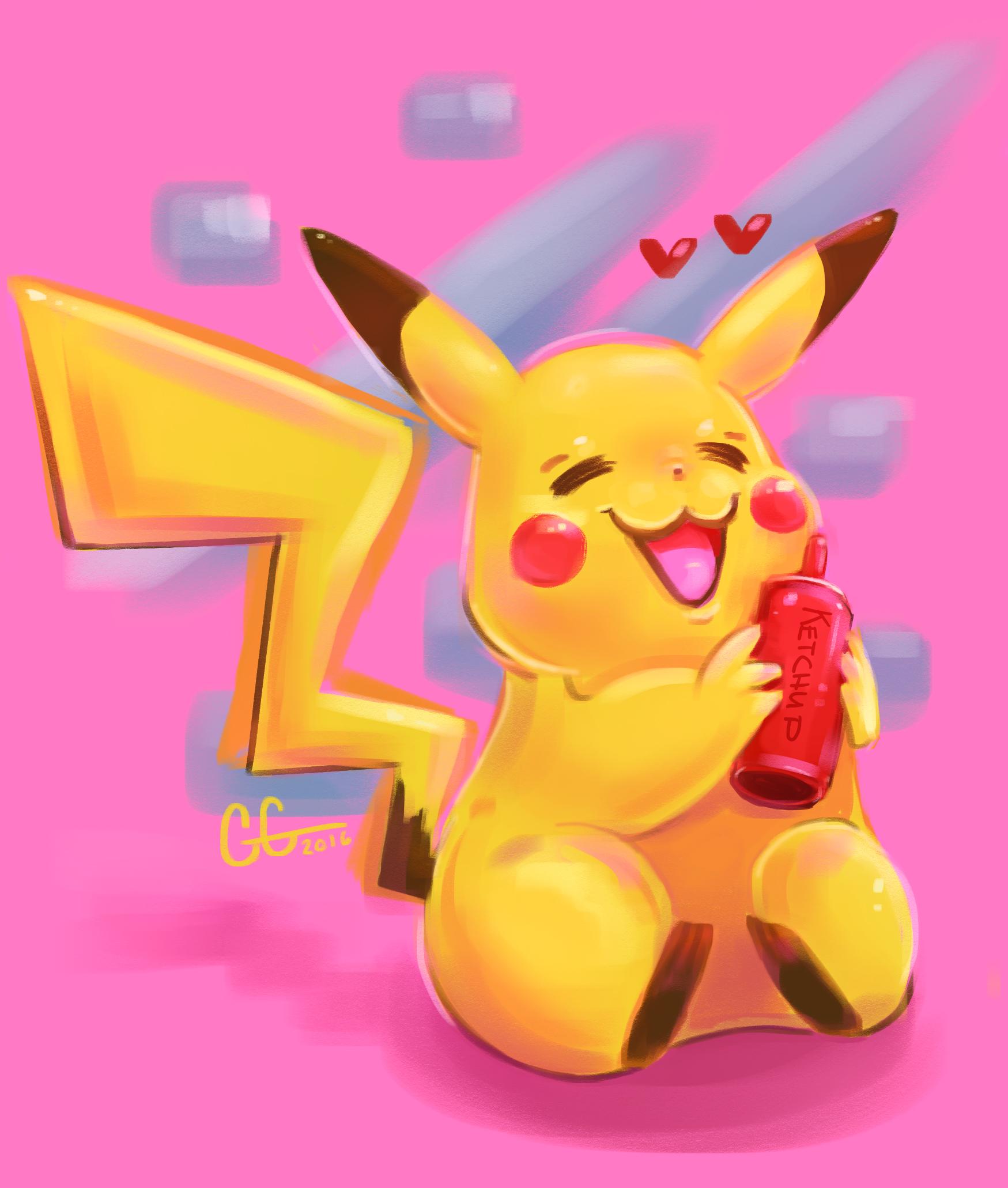 Pika Pika Pikachu!