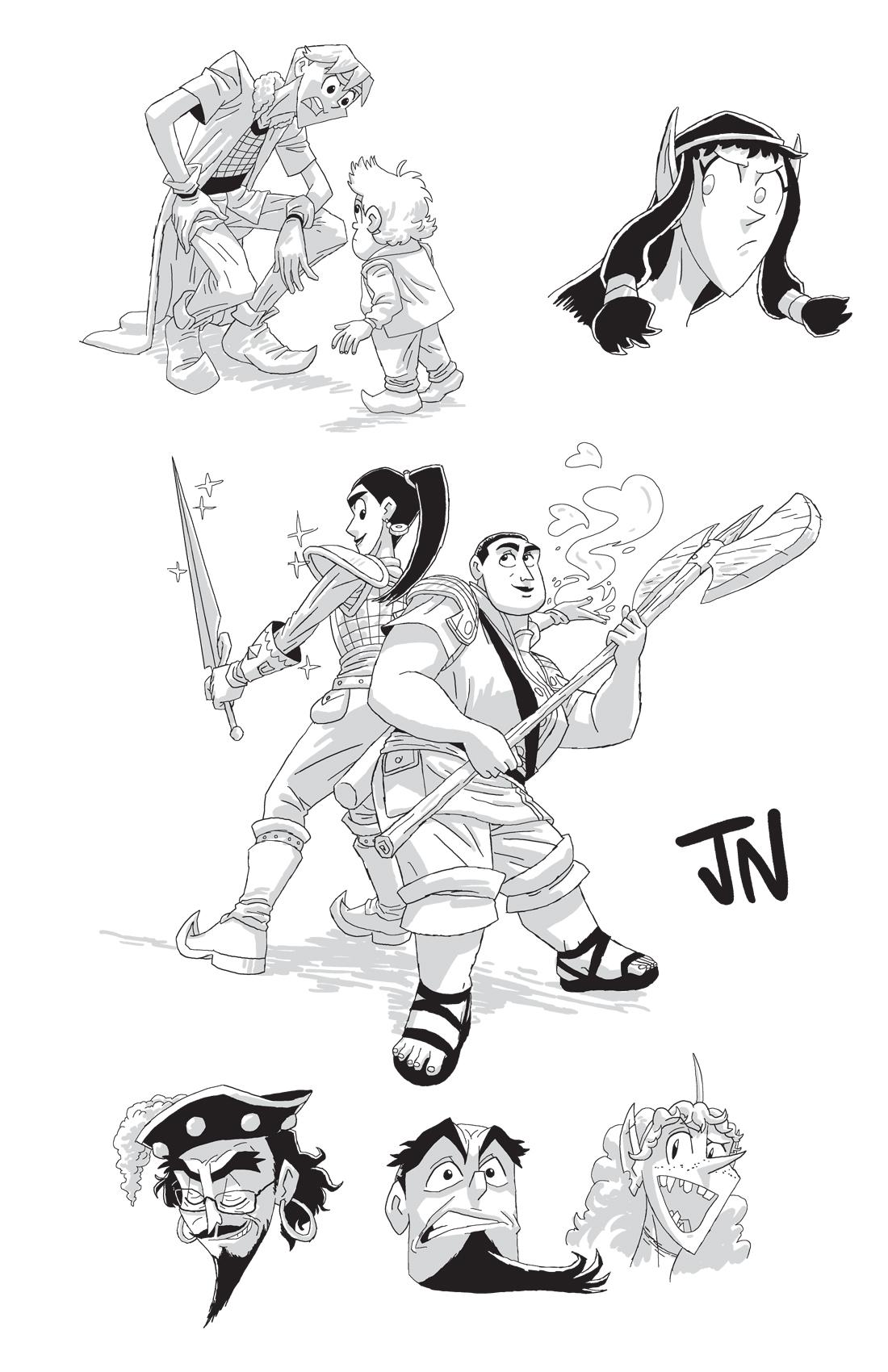 Patreon Sketch 15
