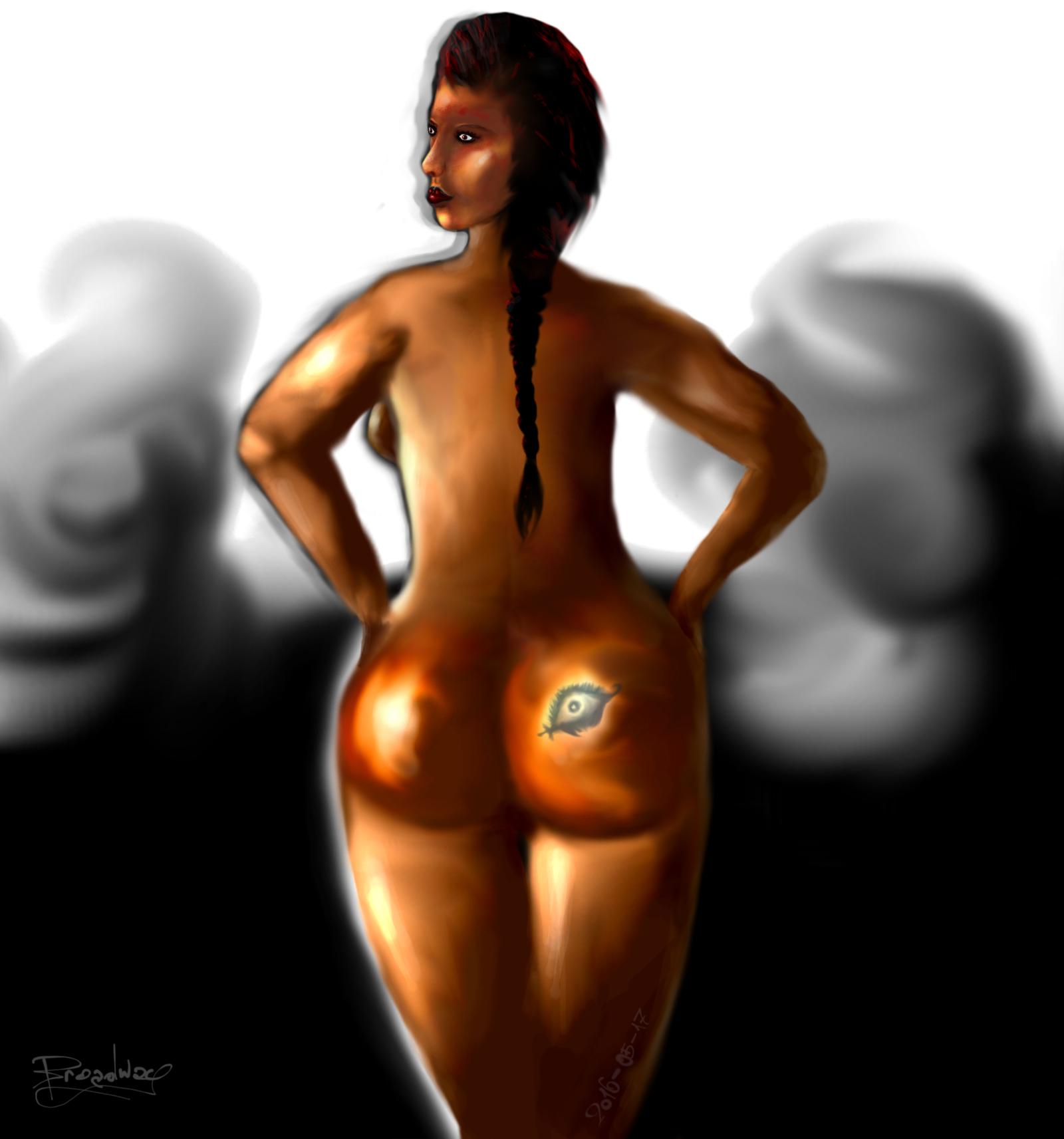 """Amazon - Woman of Gold"""