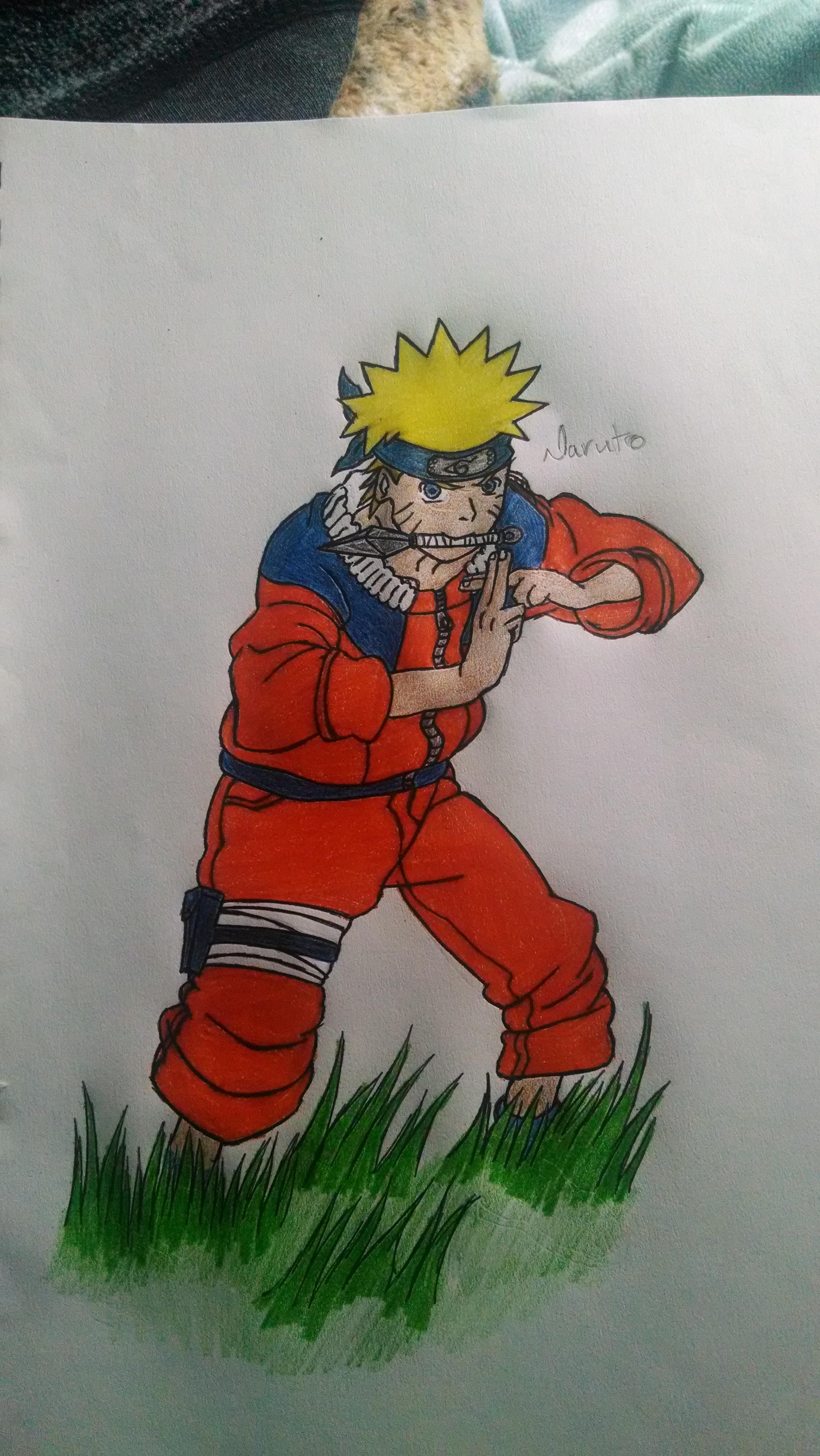 Naruto Uzumaki :)