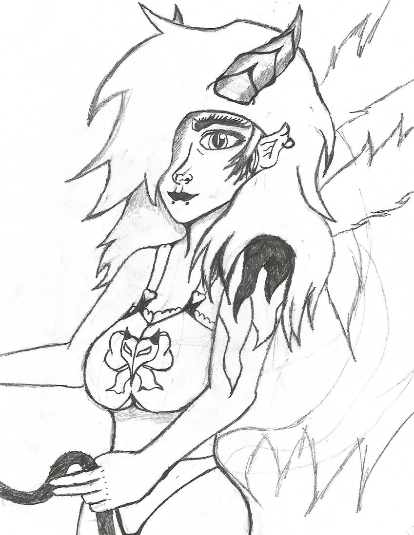 Demoness by Superchick