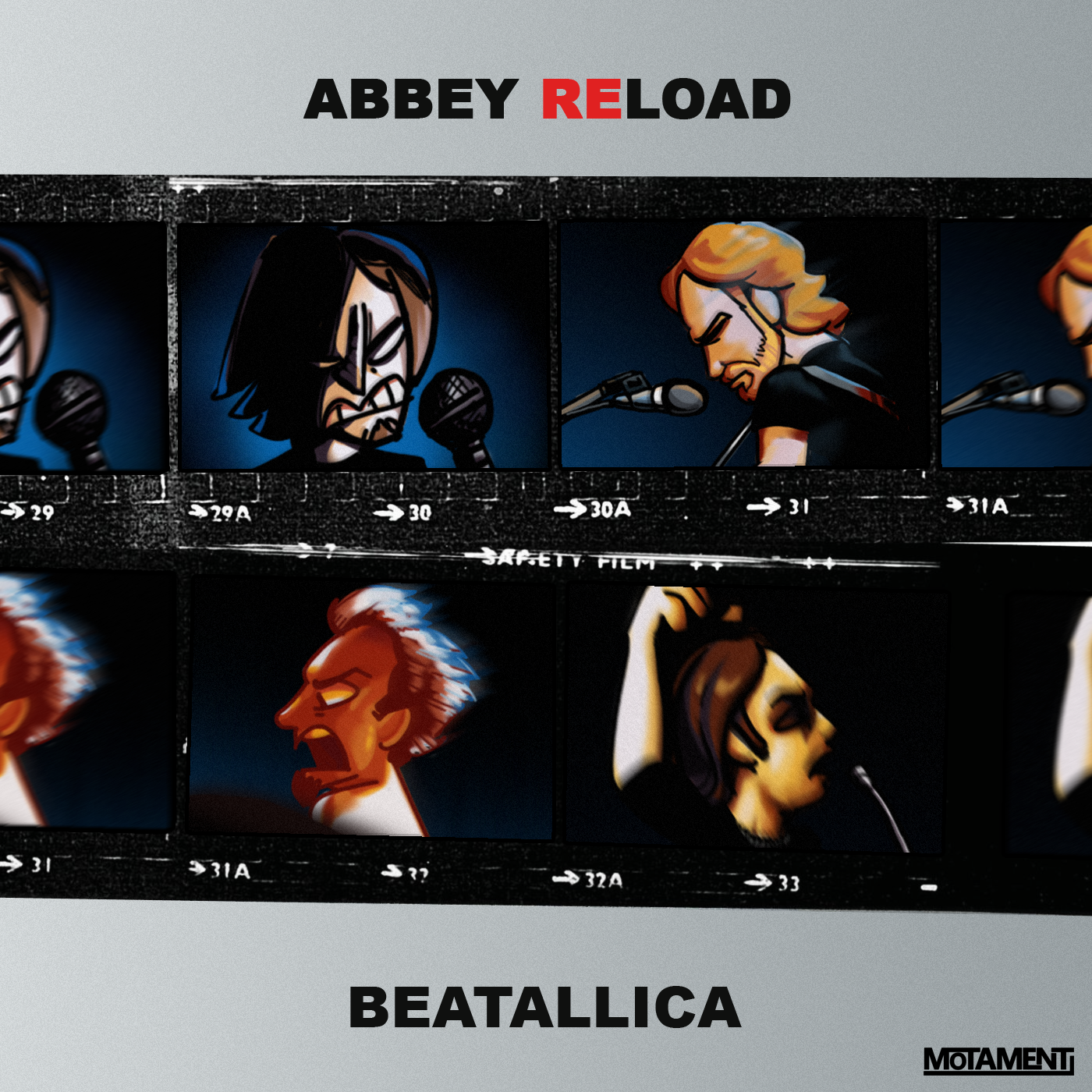 Beatallica - Let It Be . . . Reloaded