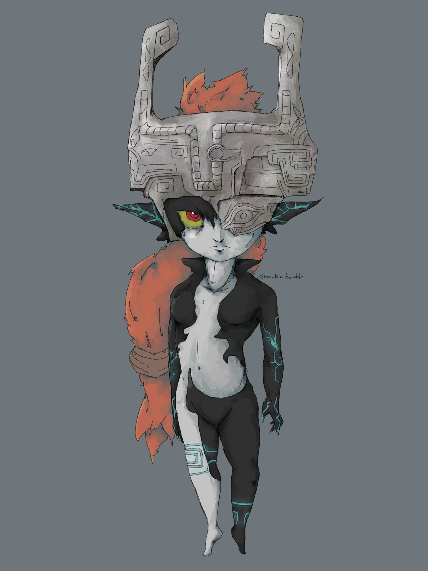 Midna Paint