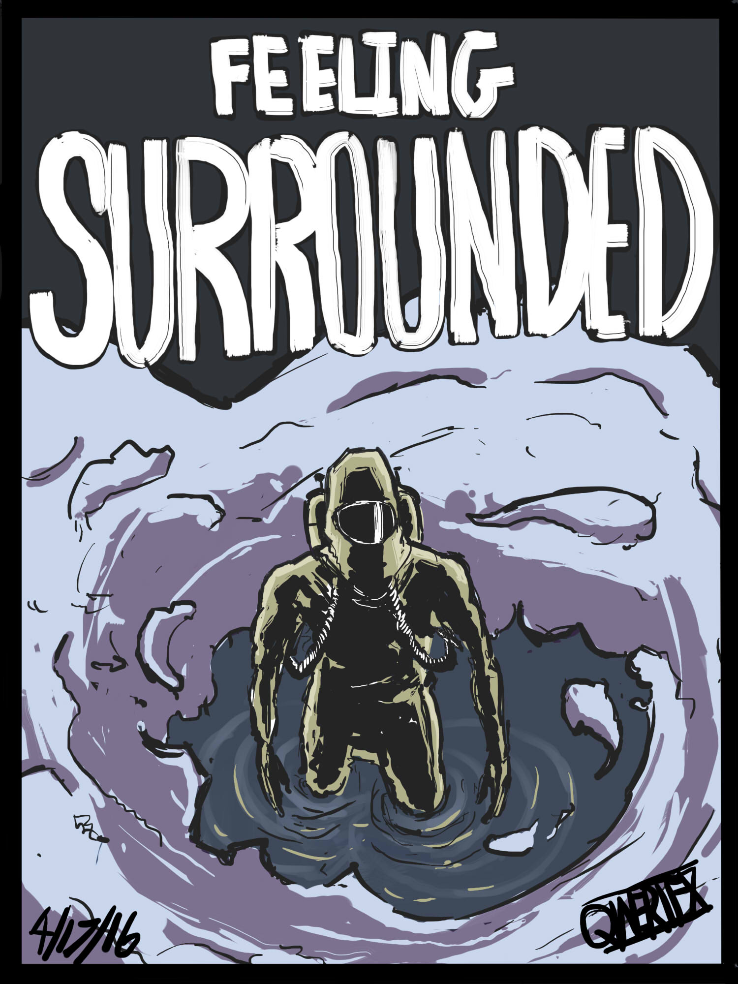 FEELING SURROUNDED