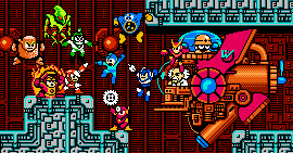 Megaman 2 World