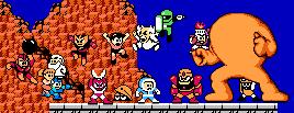 Megaman1 World