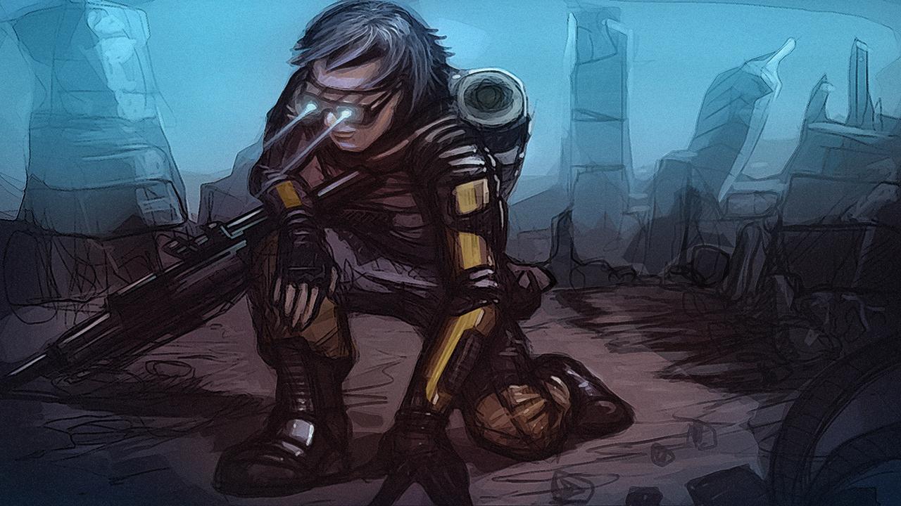 Cyber Wasteland