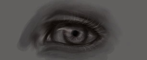 First Eye Attempt