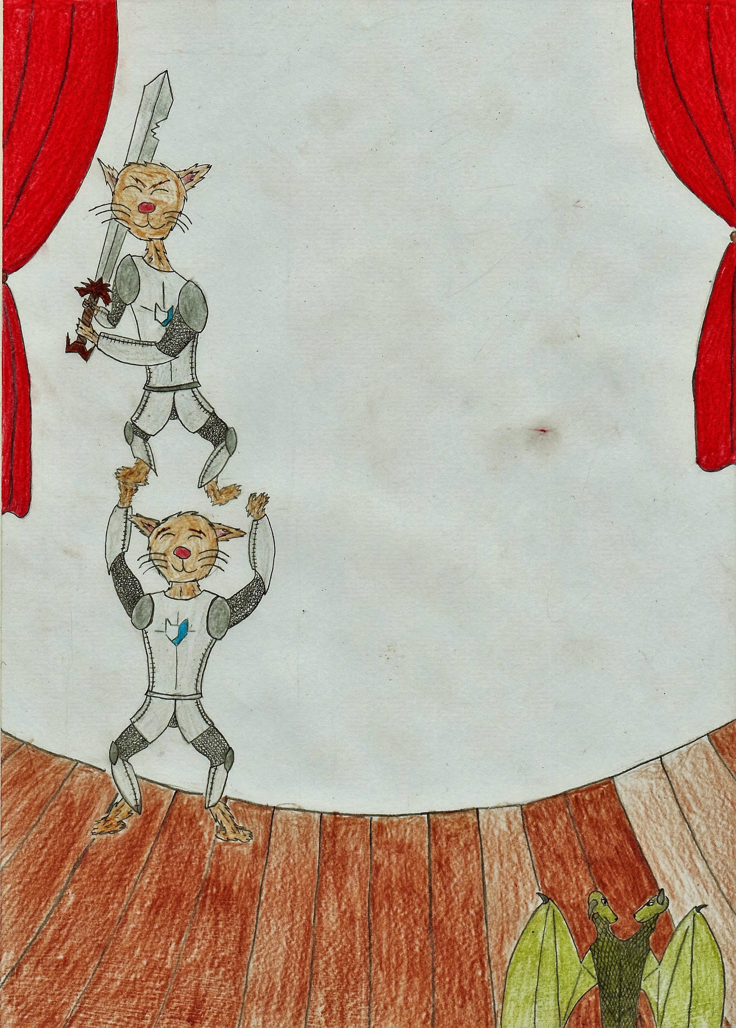 The Twoheaded Hero vs The Twin-Brothers Jackie & Josh