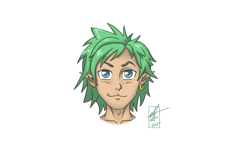 Kane (Character Design)