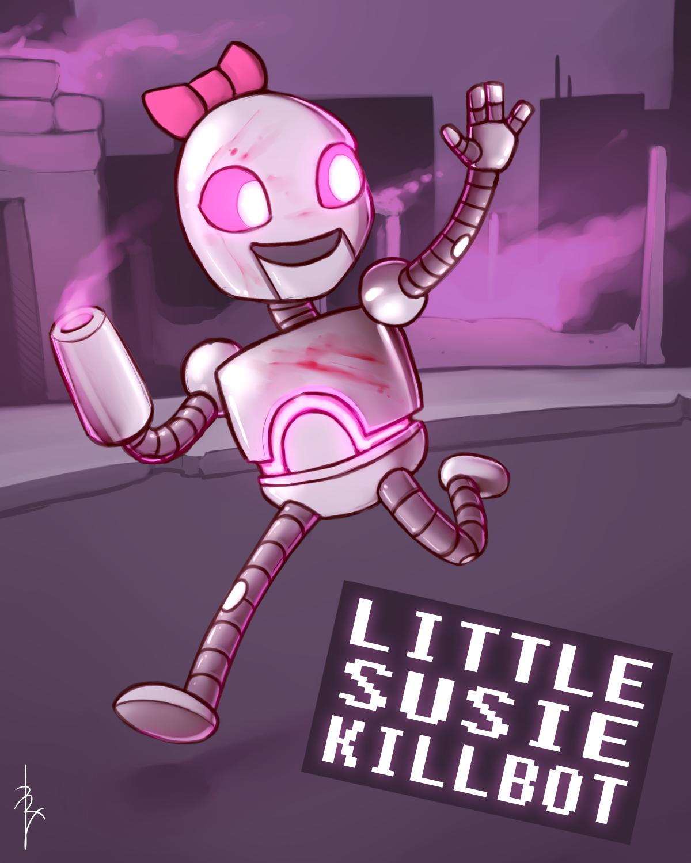 Little Suzie Killbot