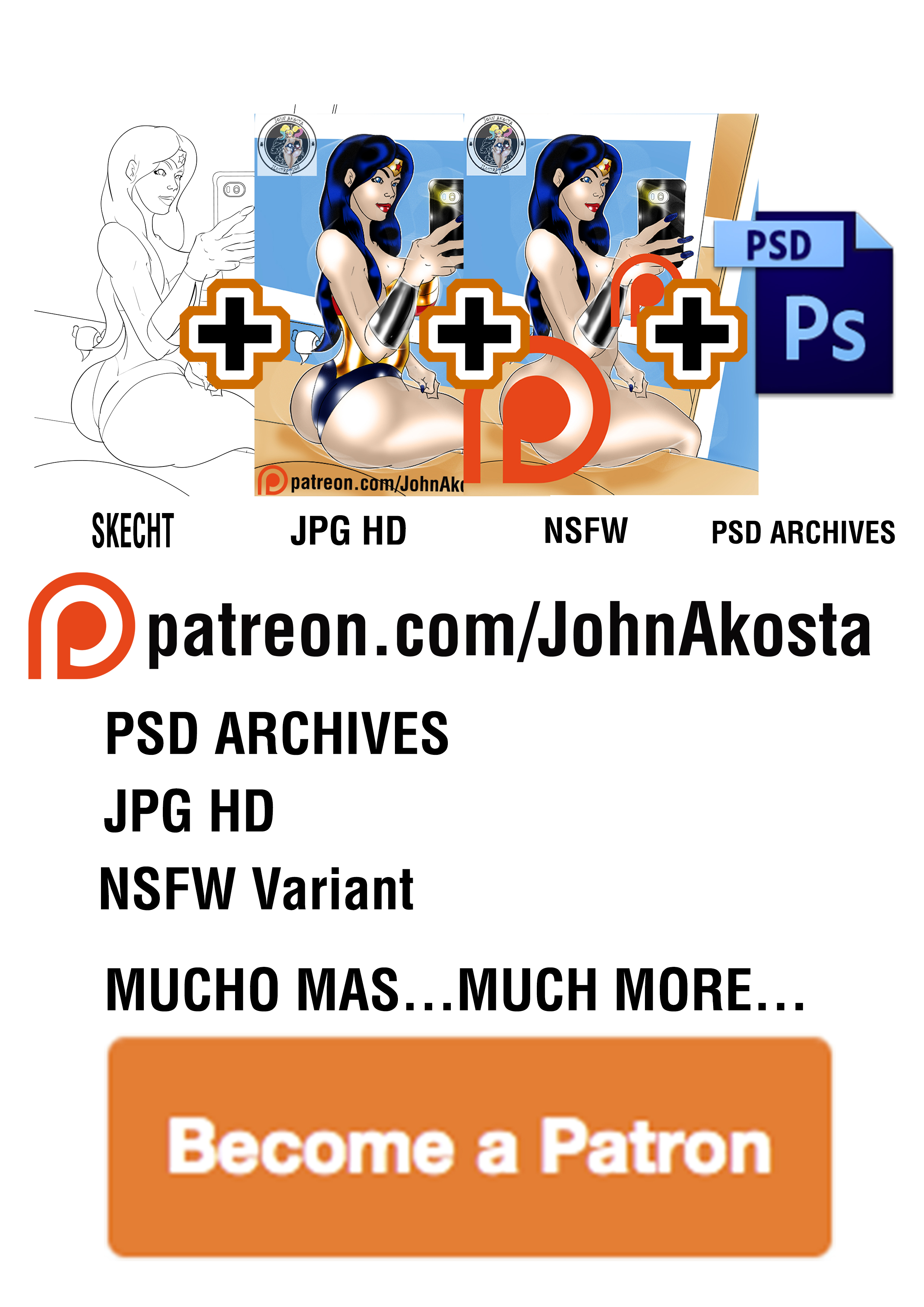 rewards patreon