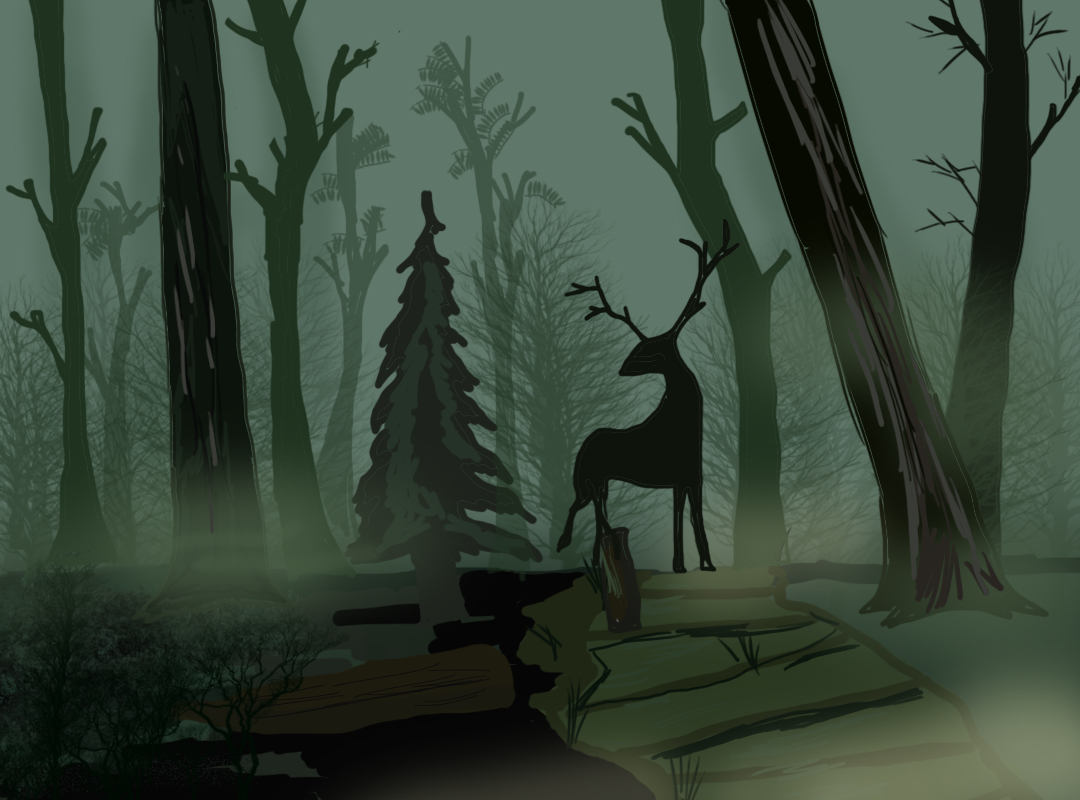 The Creepy Forest