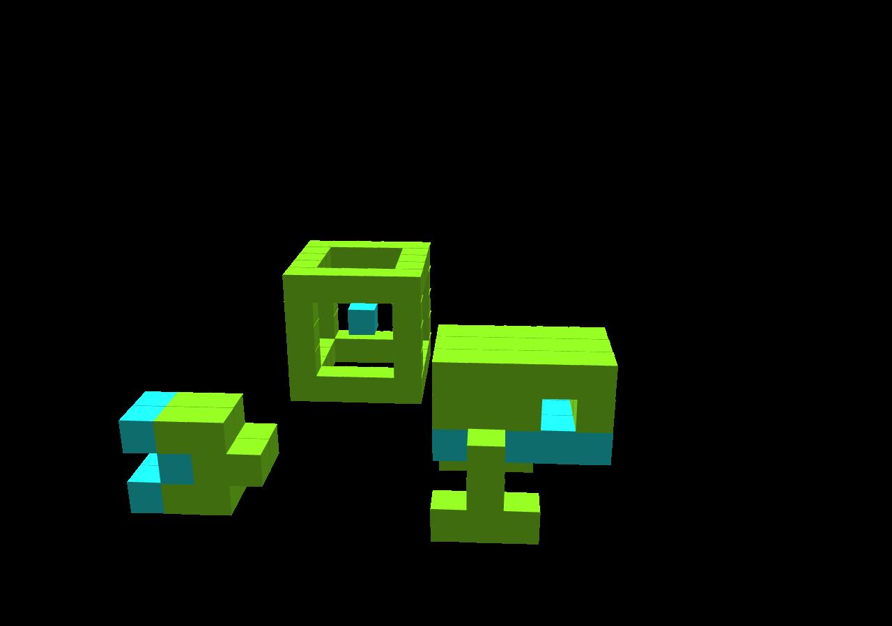 Default 3D GD