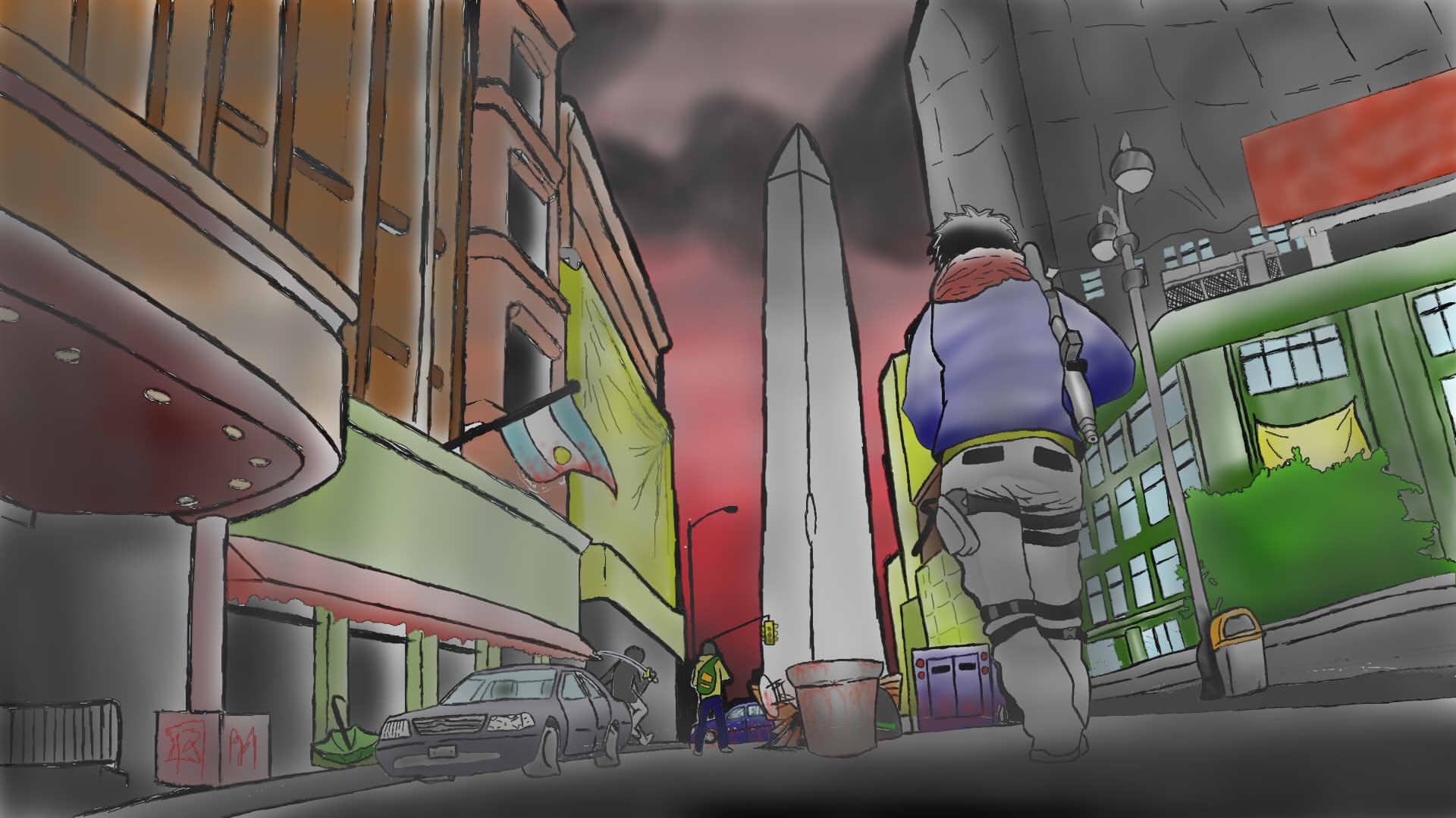 Proyecto Revenge: Origins