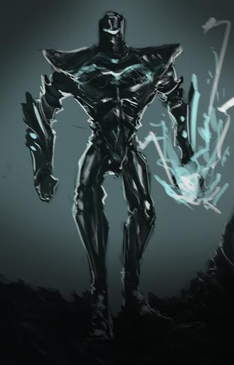 Arkx The Dark servant