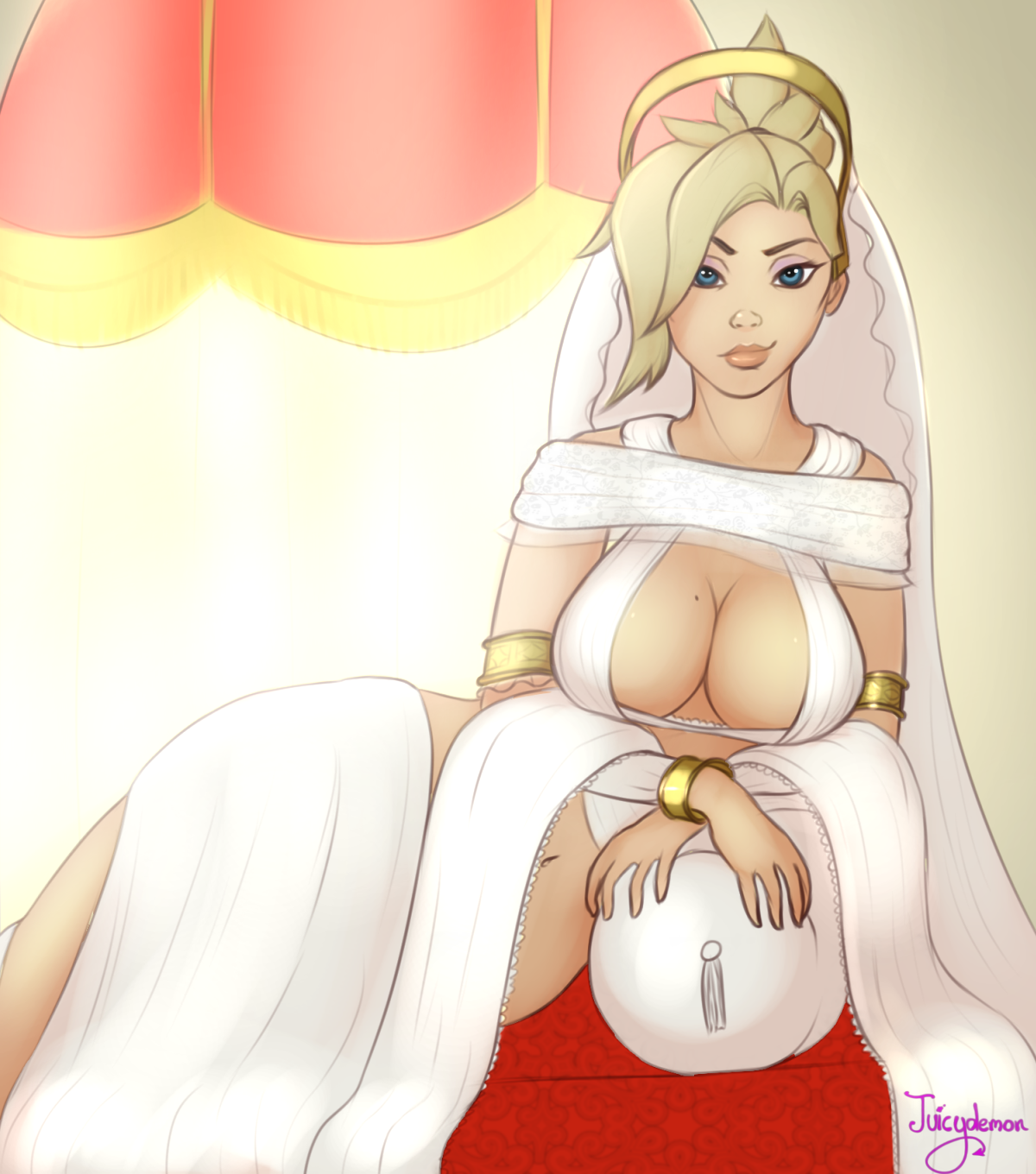 Mercy, Princess of Sunlight