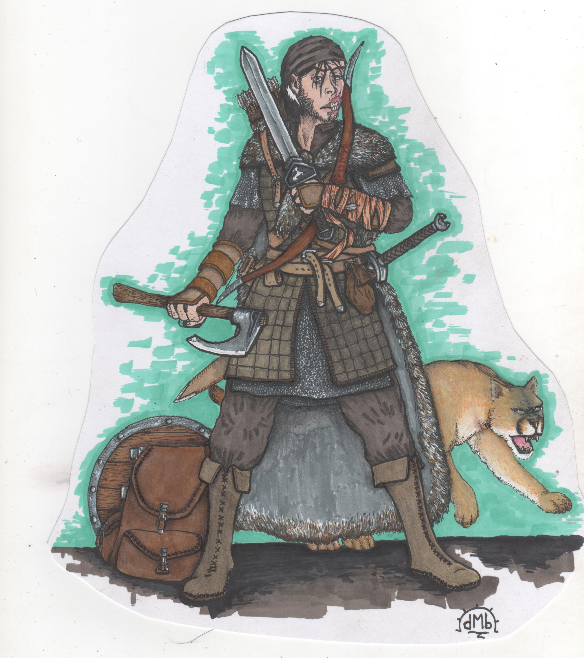 Seth the Hunter