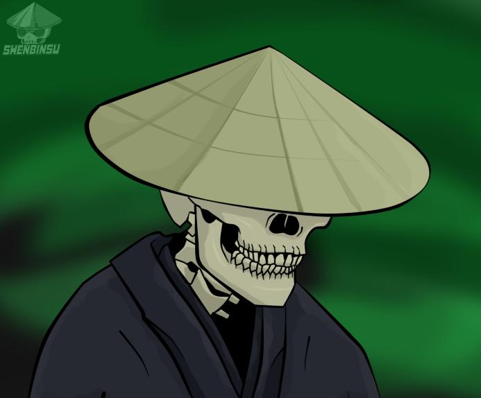 Undead Samurai