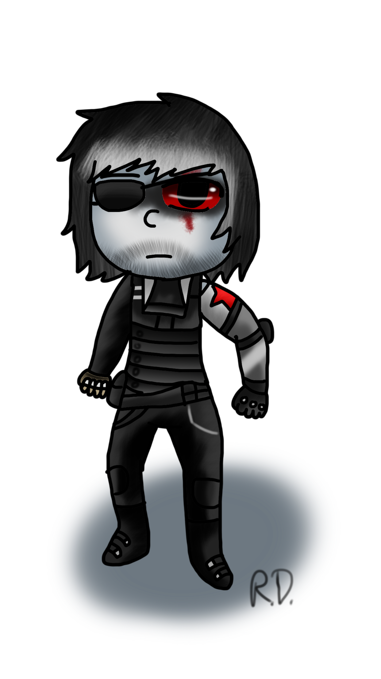 OC Cosplay: The Winter Soldier