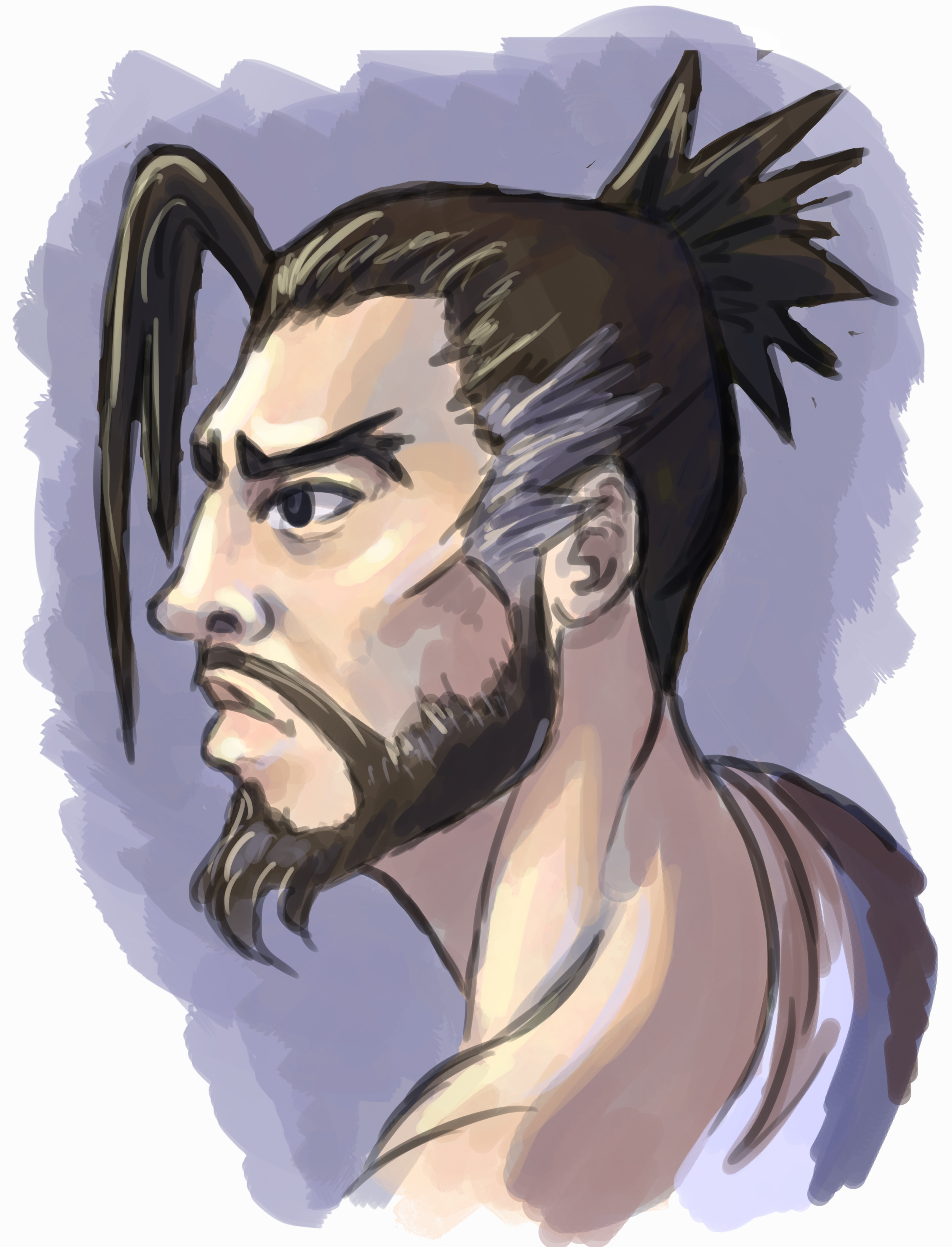 Hanzo OverWatch (Profile)