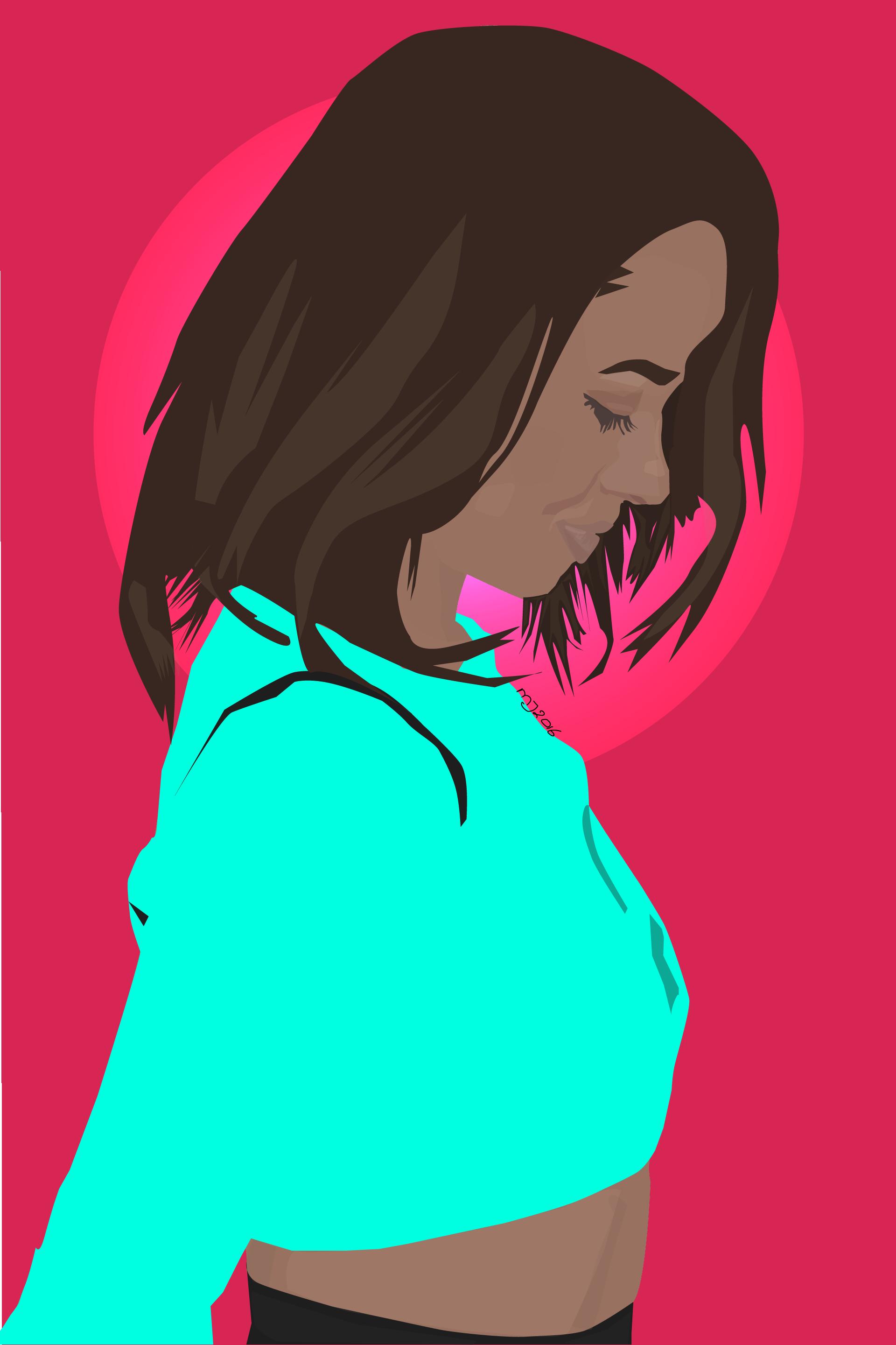 Kat Graham - Adobe Illustrator