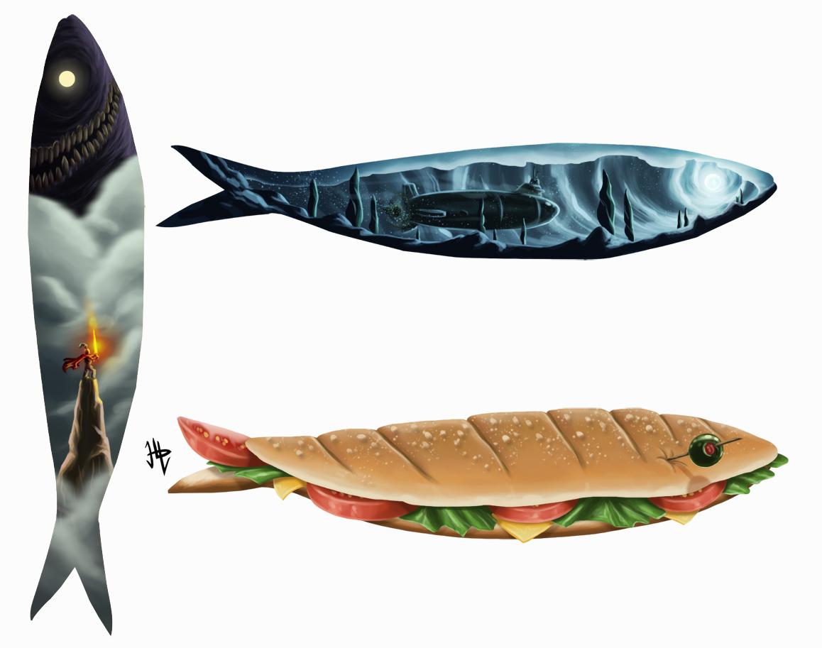 Three Sardines - FestasLisboa16