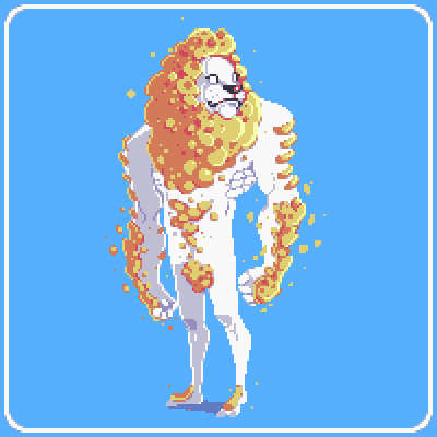 Moon Lion