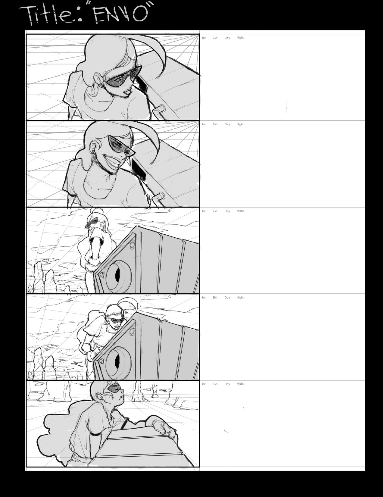 ENYO StoryBoards