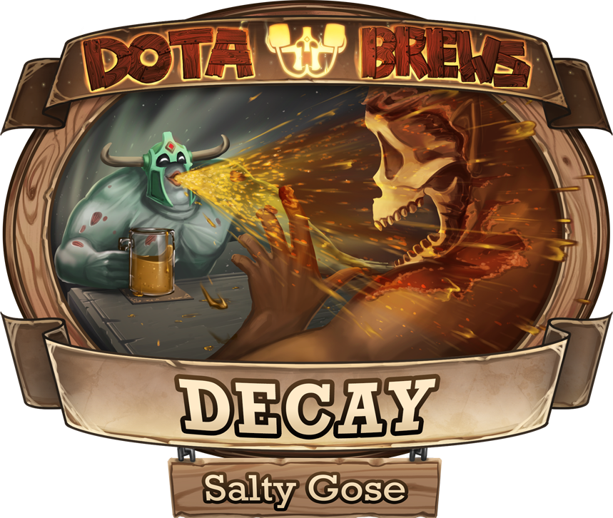 DOTA2 Commission: Decay