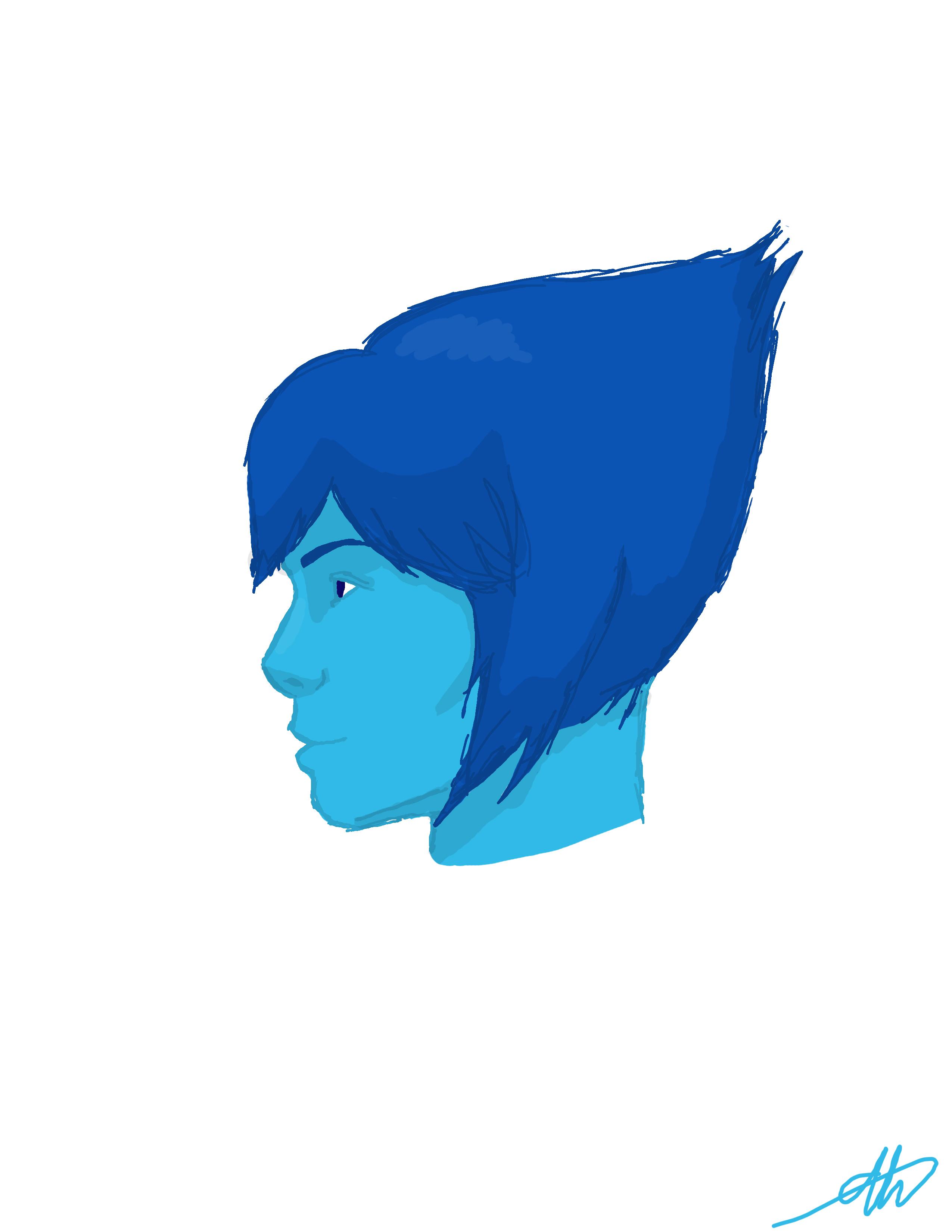 lapis lazuli fanart