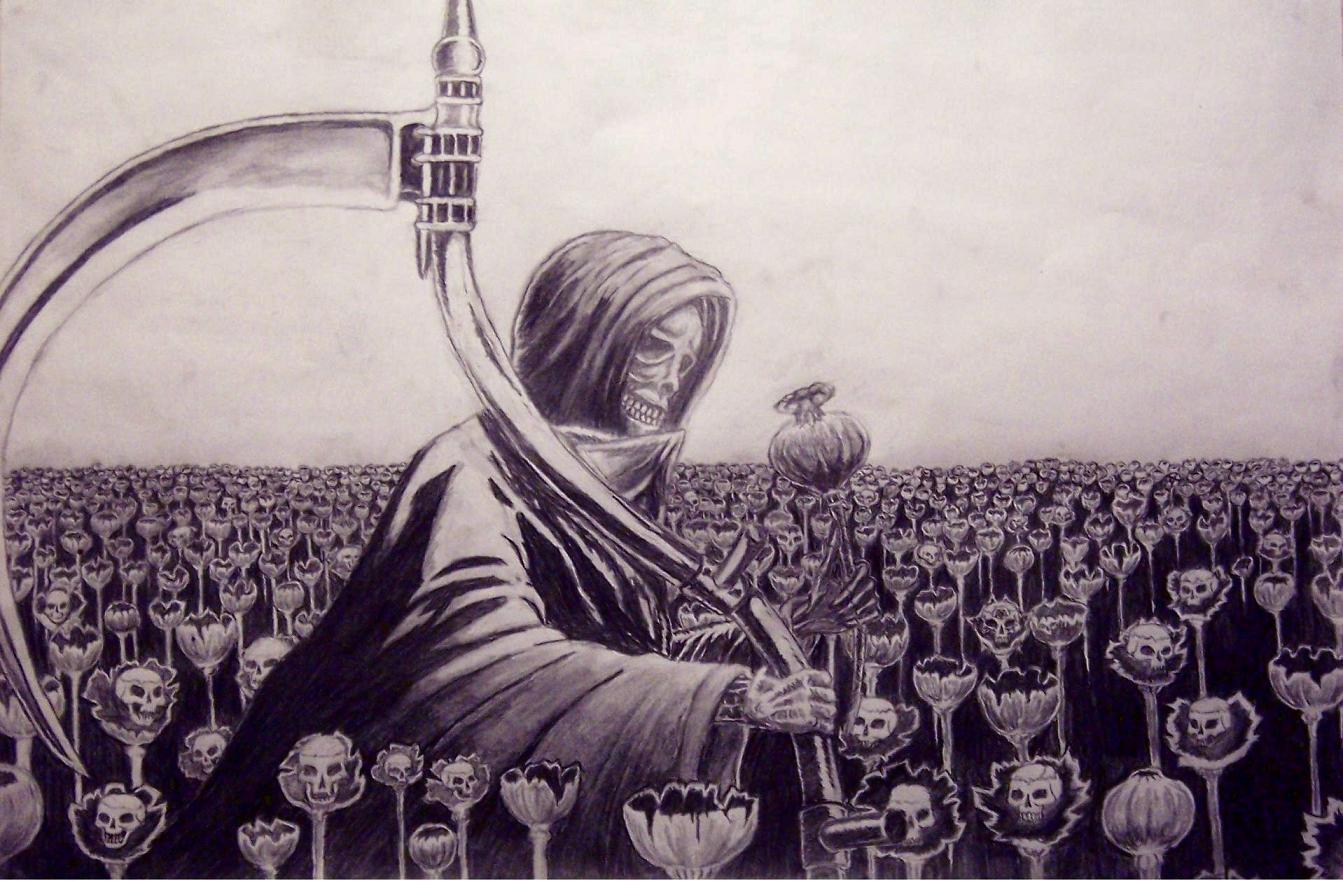 Opium Reaper