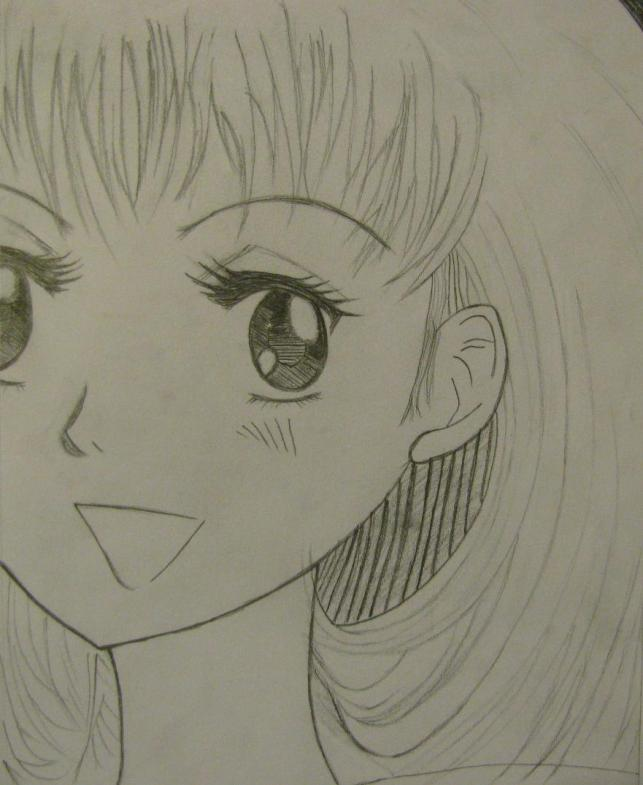 Generic Anime Girl