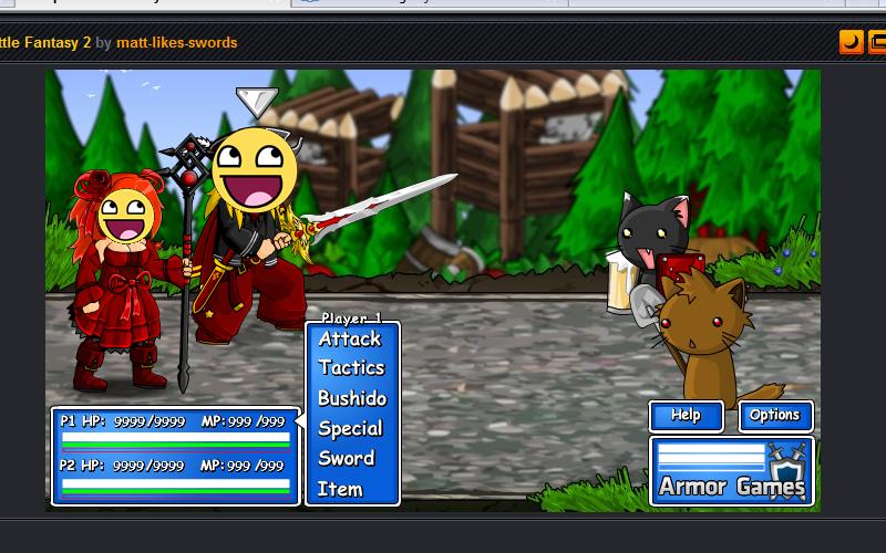 Epic Battle LoL 2