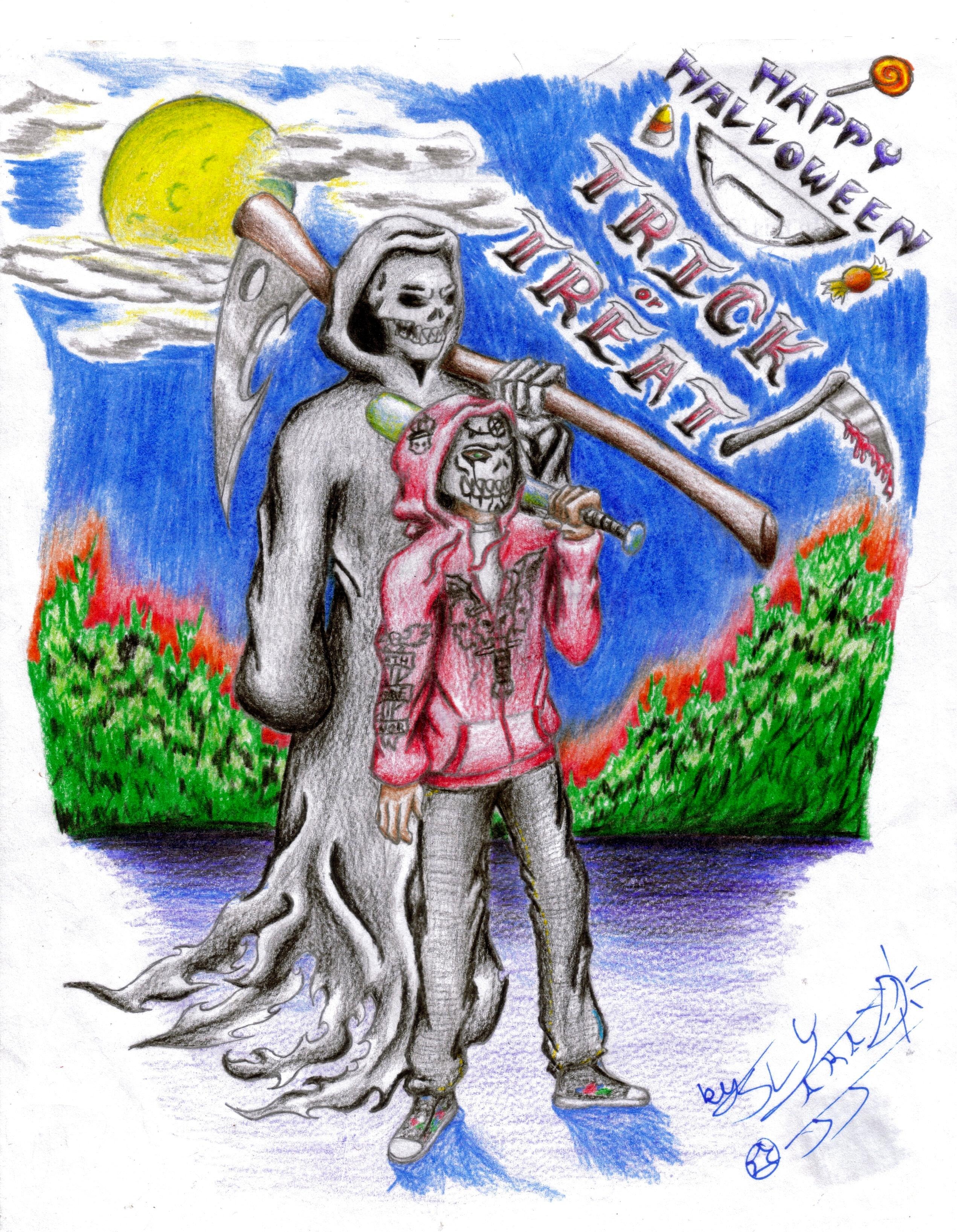 Halloween Piece 4