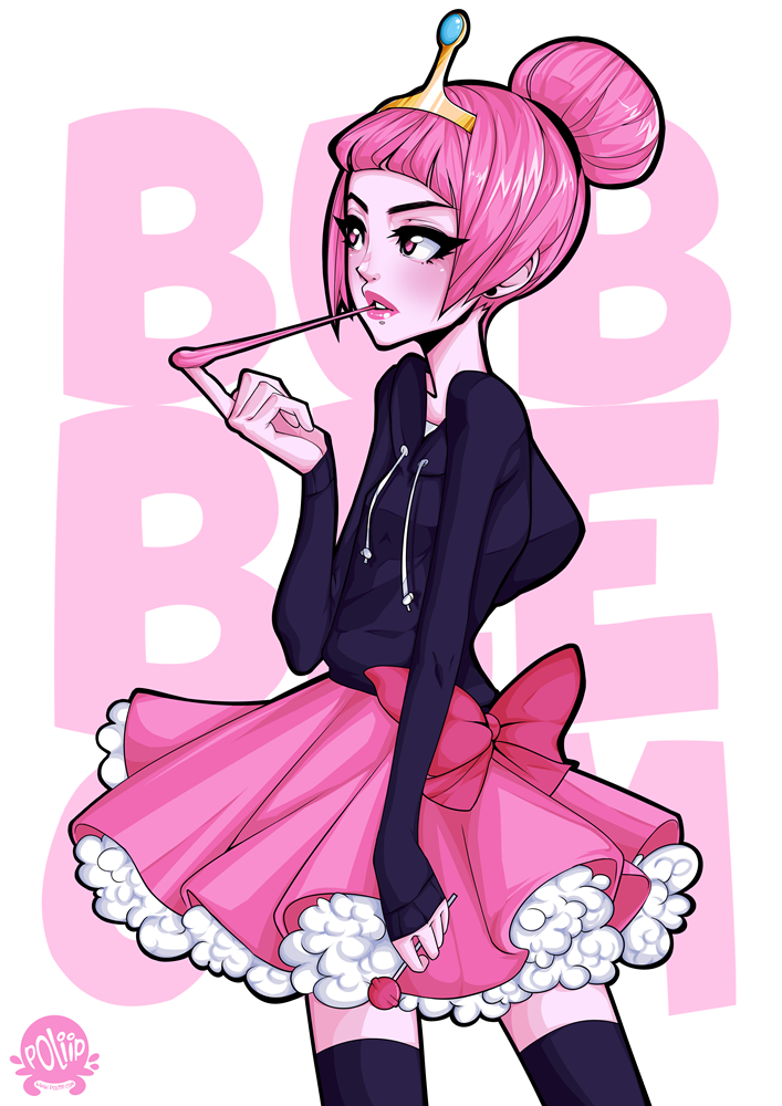 The sweet princess
