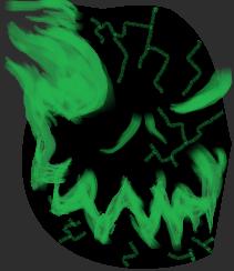 Tiny Demon Head