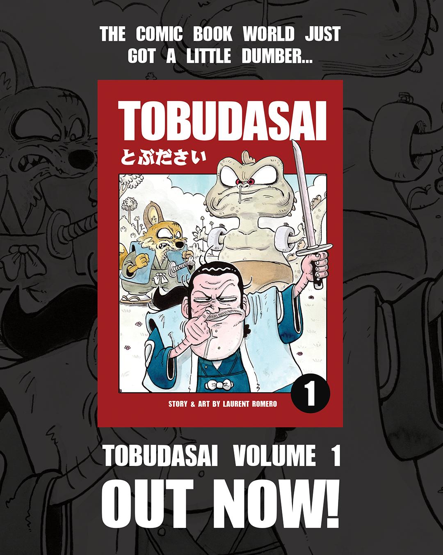 Tobudasai - volume 1