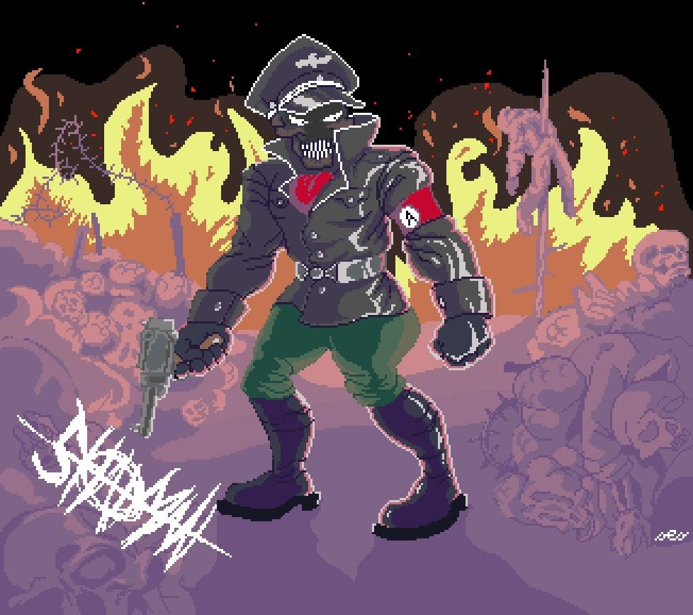 Shadman Skeleton guy