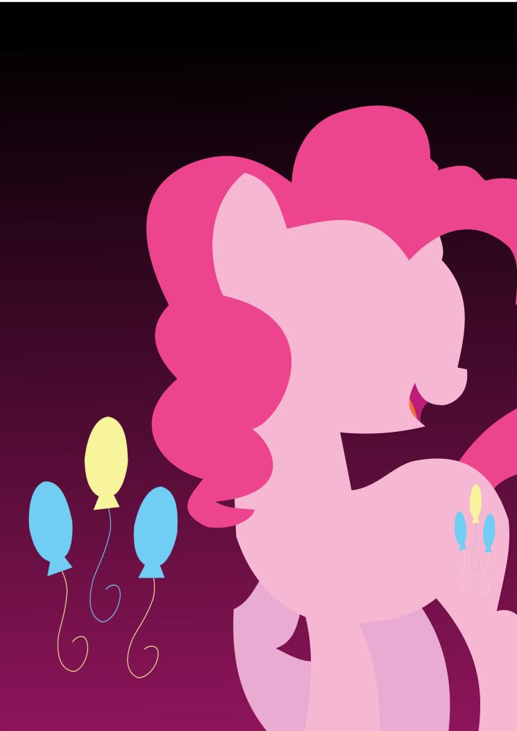 Pinkie pie wall paper