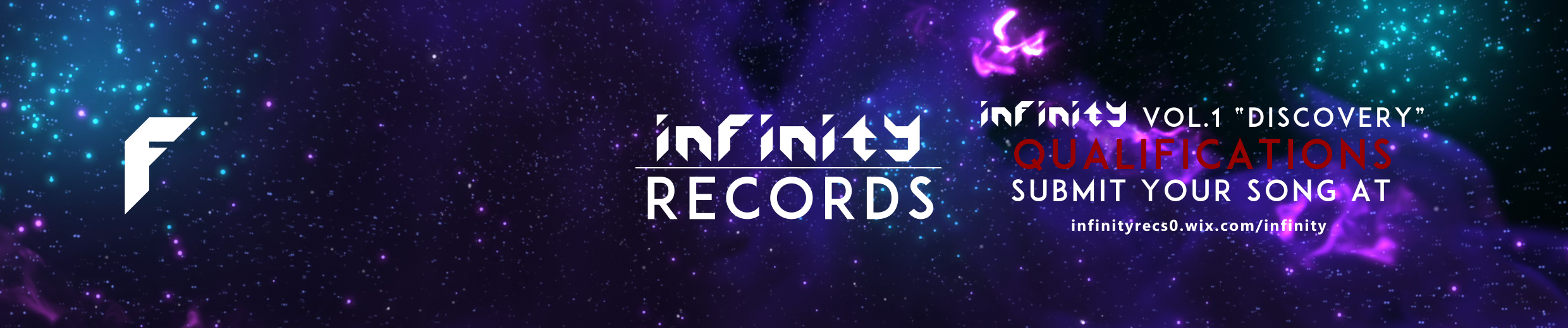 InFinity Records SoundCloud Banner