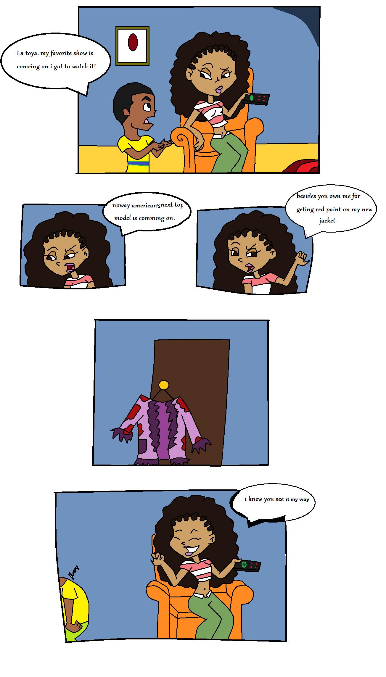 the jacob's comic part 1