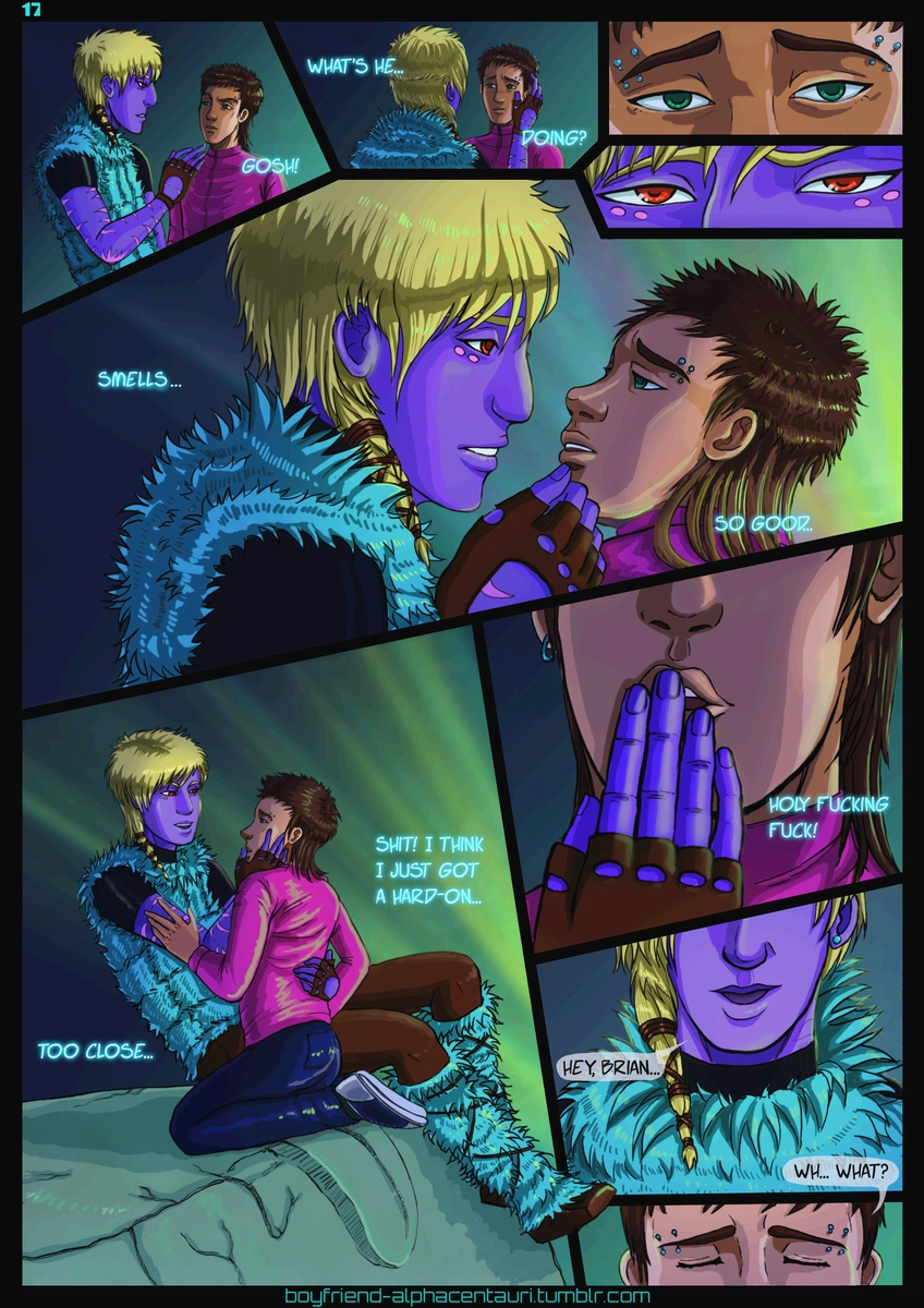 My BF's from Alpha Centauri_Chapter 1_Page 17