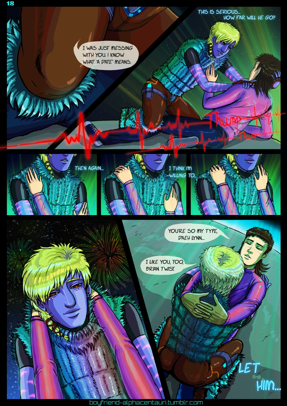 My BF's from Alpha Centauri_Chapter 1_Page 18
