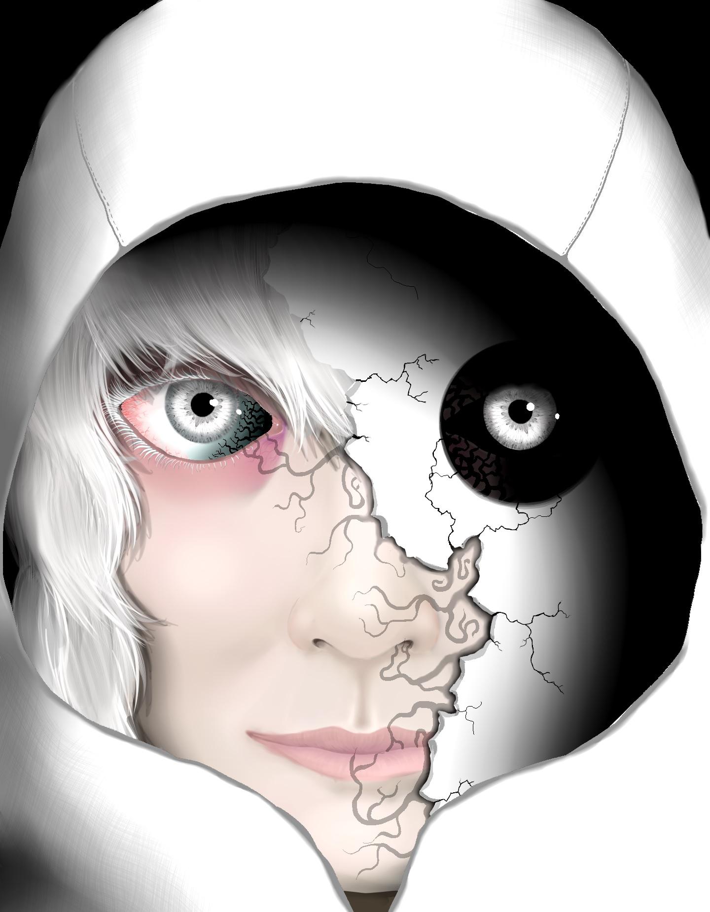 Let your mask break
