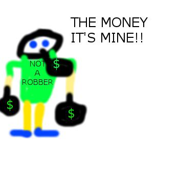 The Heist #2 - The Illuminati Money Guy