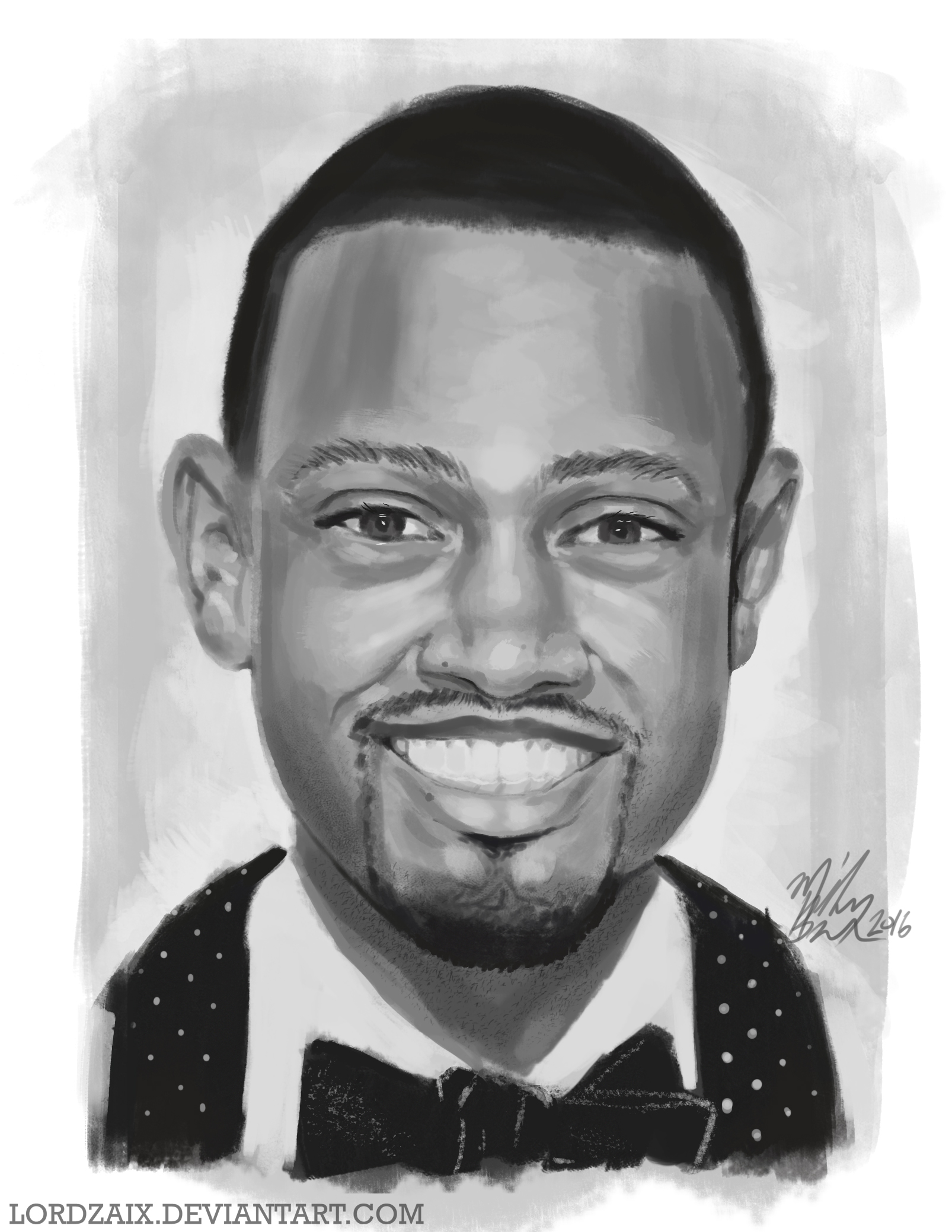 Terrence J Portrait